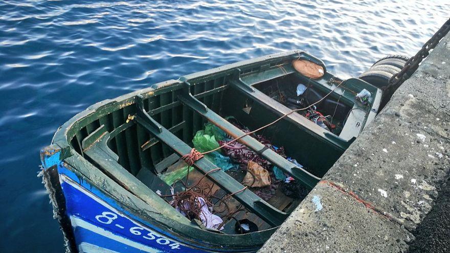 Rescatada una patera con 33 migrantes al sur de Gran Canaria