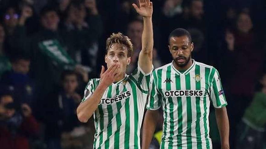 El Betis, en dieciseisavos, objetivo aún pendiente para Sevilla y Villarreal