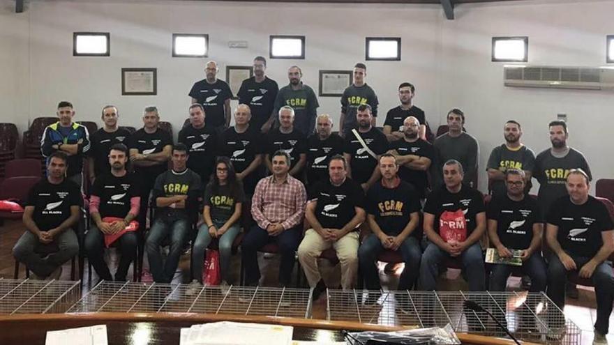 La Federación Murciana celebra el primer curso de Juces de Palomos