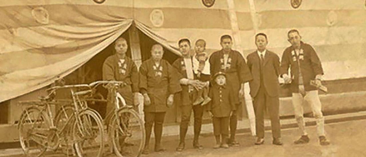 ō Yoshie, el 38º maestro carpintero de Kong