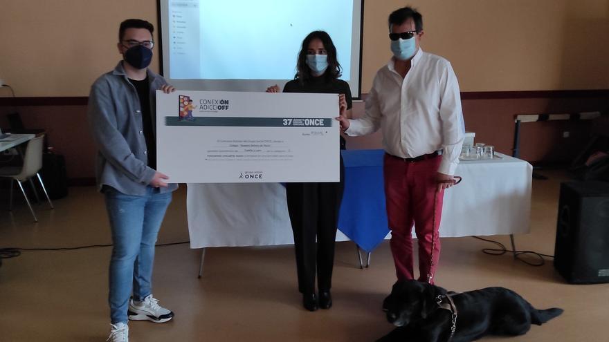 Un colegio de Zamora gana el concurso de la ONCE