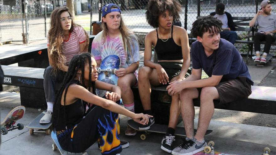 HBO explora l'skateboarding femení amb la sèrie 'Betty'