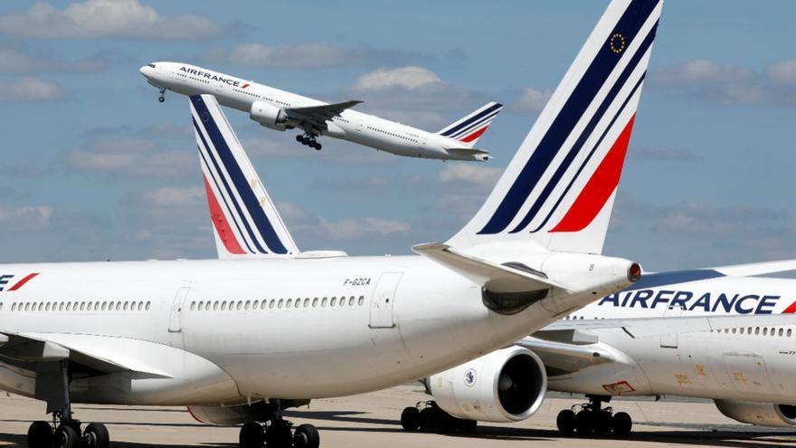 Air France volará a Palma e Ibiza a partir del 27 de junio