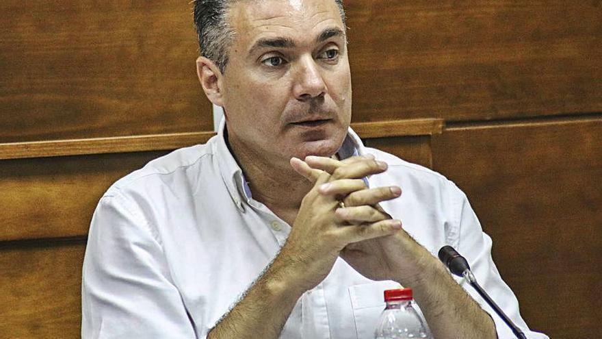 Callosa renuncia a ejercer la acusación en una investigación al presidente del PP local