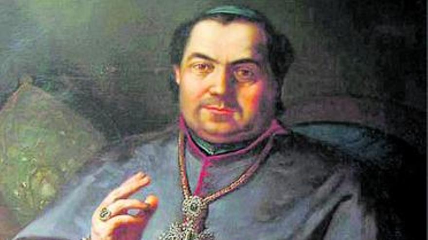 Un bisbe il·lustrat