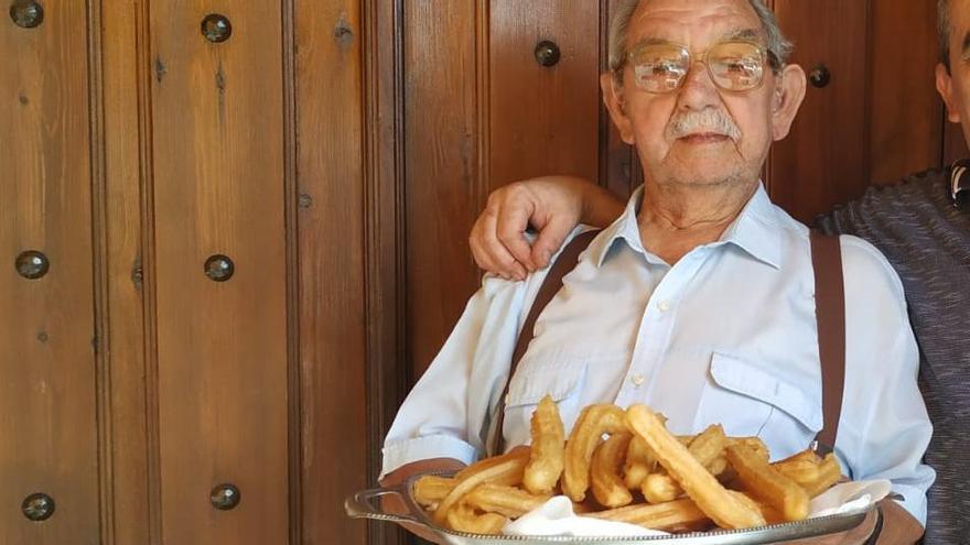 Al churrero Ángel López Rivas, in memoriam: la bondad hecha consejo