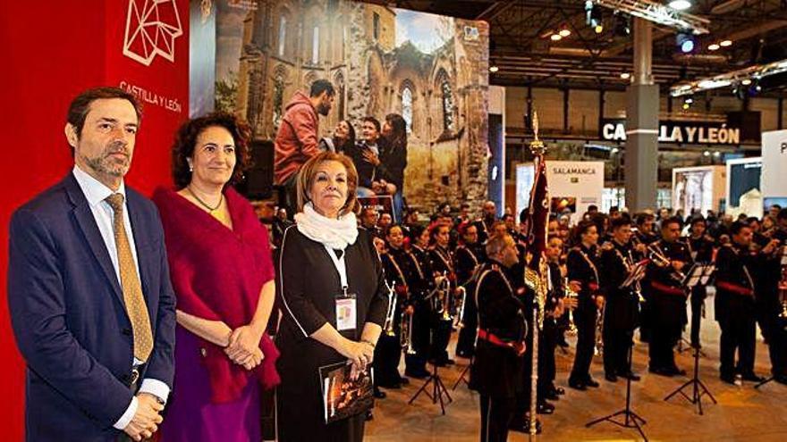 La Junta promocionará la Pasión de Zamora ante agentes turísticos en Lisboa