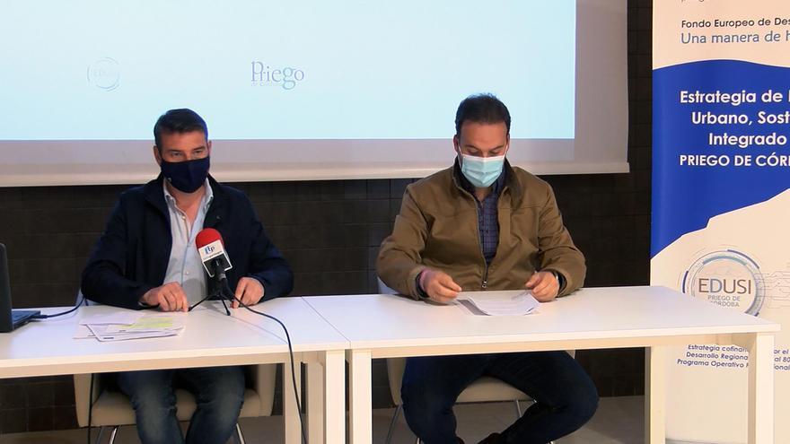 El plan de reactivación económica de Priego estará dotado con 470.000 euros