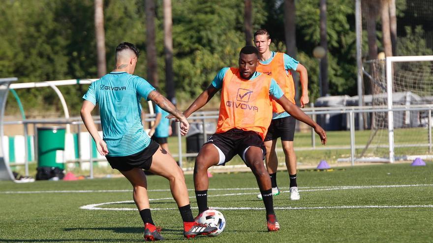 Djak Traoré, en la puerta de salida del Córdoba CF