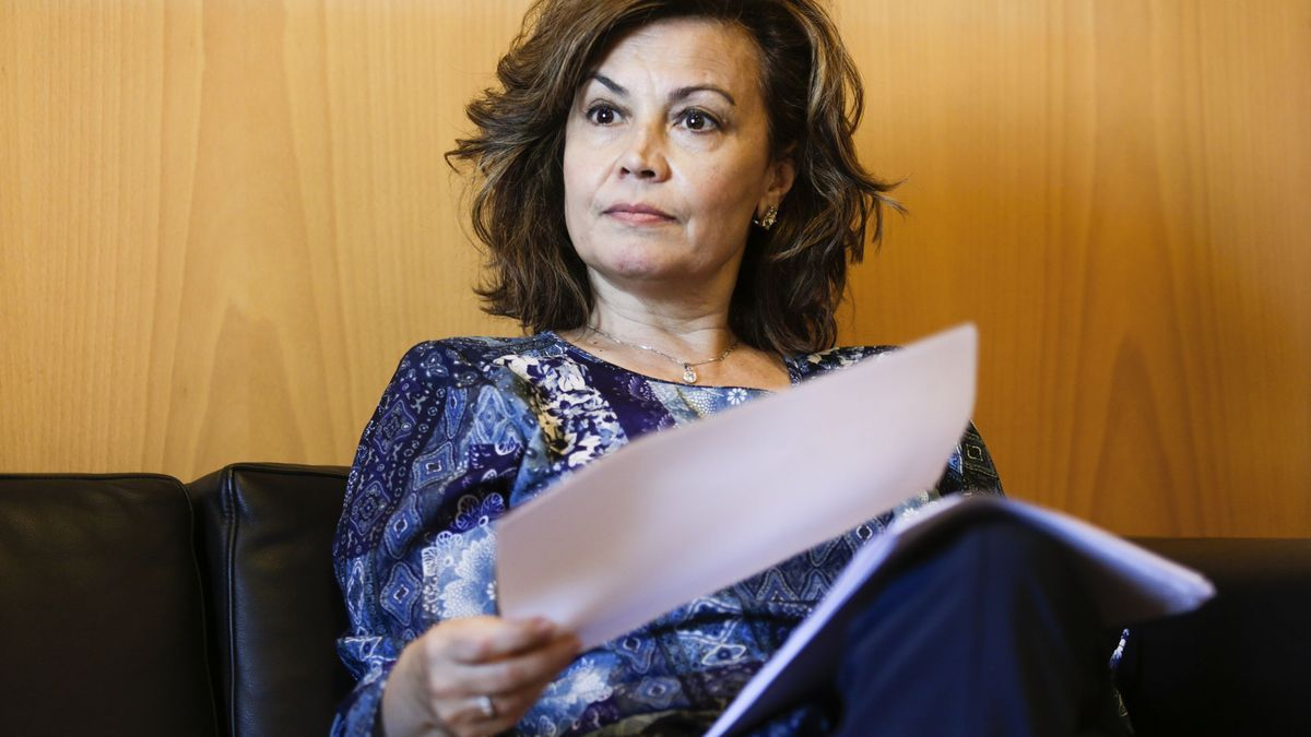 Esther Fernández, la fiscal superior de Asturias.