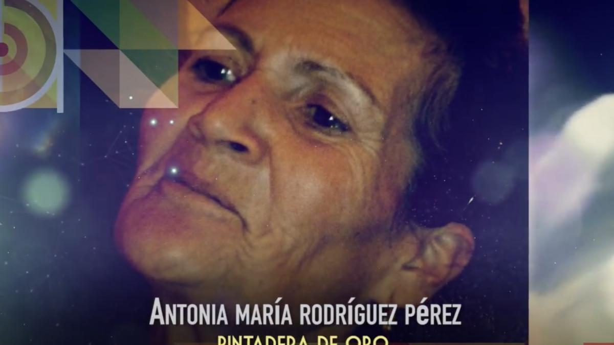Antonia María Rodríguez Pérez, 'Maruca'