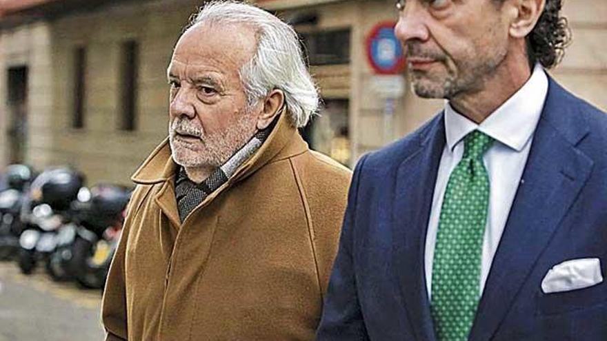 Cursach se enfrenta a nueve años de cárcel por las fiestas con droga en Tito's