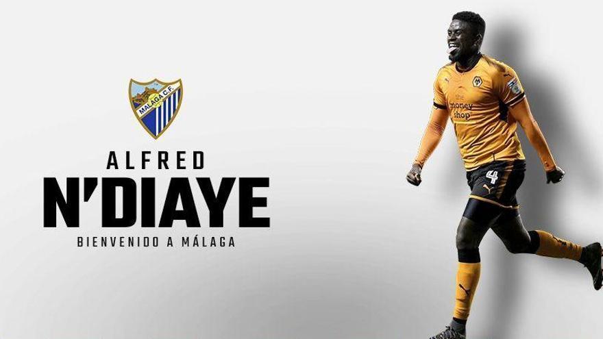 N'Diaye abandona el Villarreal y se marcha cedido al Málaga