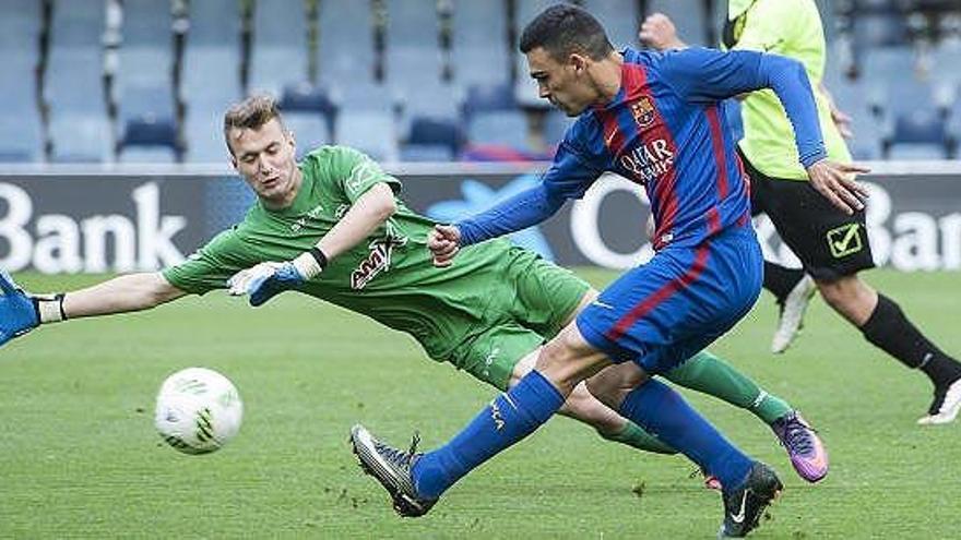 El Eldense pide investigar el 12-0 ante el Barcelona B por un posible amaño