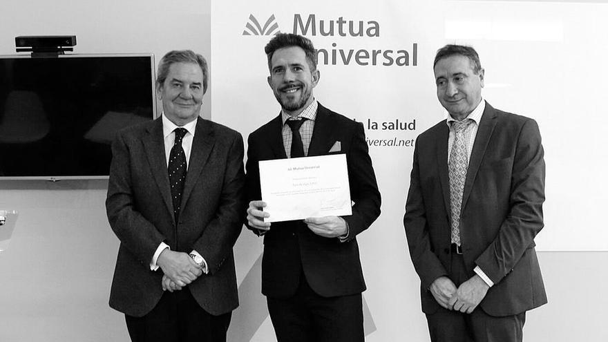 """Mutua Universal entrega el """"Bonus Prevención"""" a empresas gallegas asociadas, entre ellas FARO DE VIGO"""