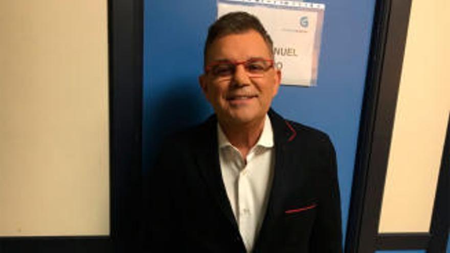 Xosé Manuel Piñeiro anuncia que deja la televisión a causa de un cáncer