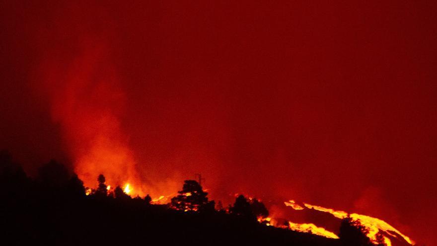 Dos terremotos de 4,5 y 4,6 hacen temblar La Palma