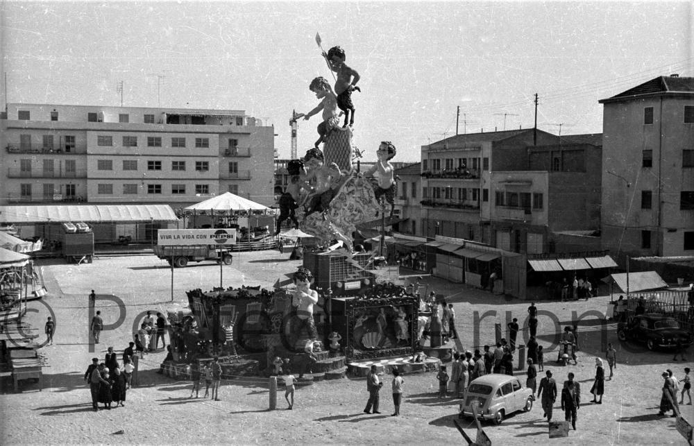 HOGUERAS AÑOS 60