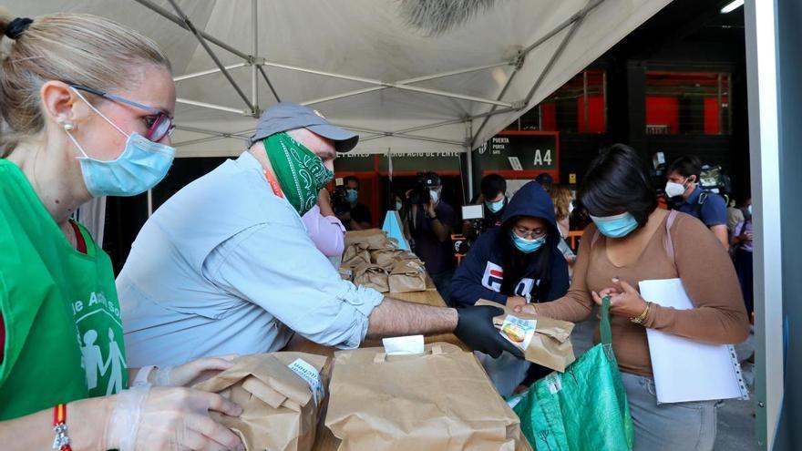 La 1 retrata la cocina solidaria de José Andrés en la España de la pandemia