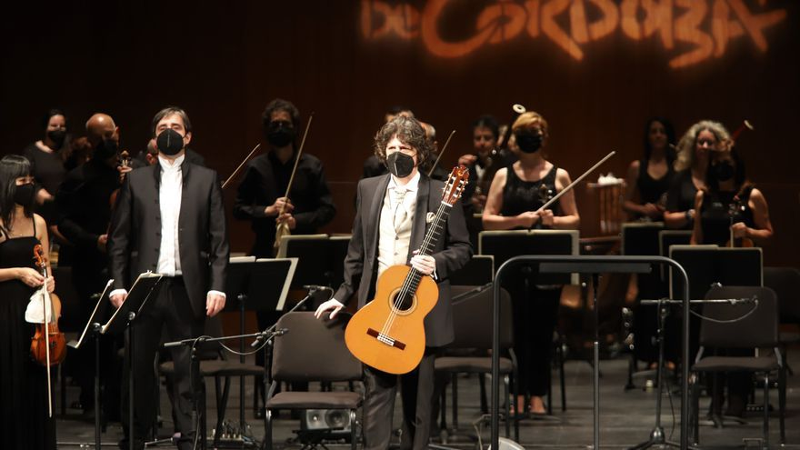 Cañizares y la Orquesta de Córdoba logran una amalgama de ritmos y culturas en 'Mozárabe'