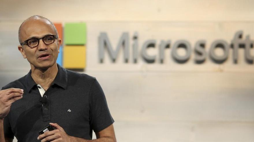 Microsoft ganó 13.893 millones hasta septiembre