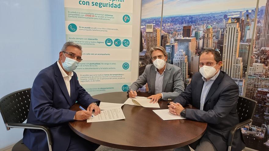 Quirónsalud Málaga y Hermanas Hospitalarias se unen para tratar enfermedades psiquiátricas
