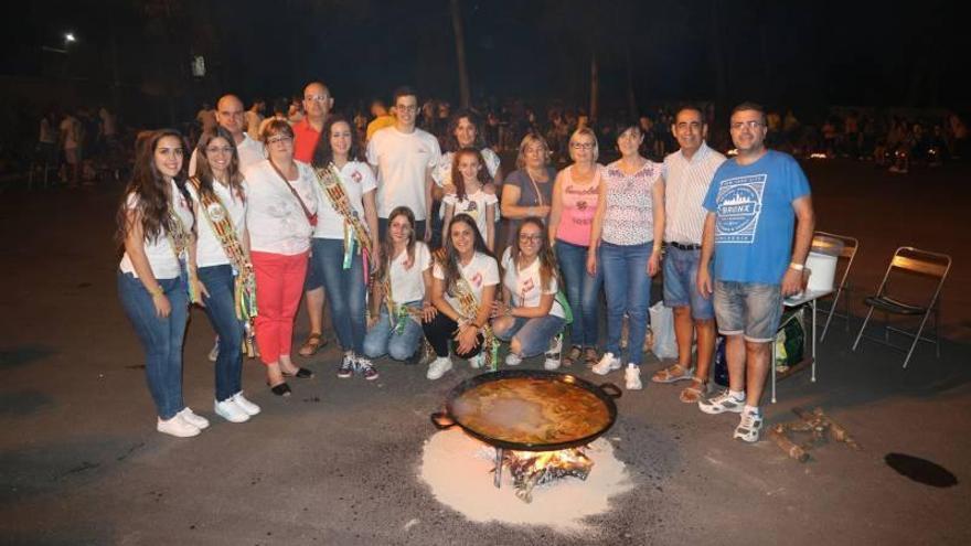 Concurso de 'empedraos' en Vila-real