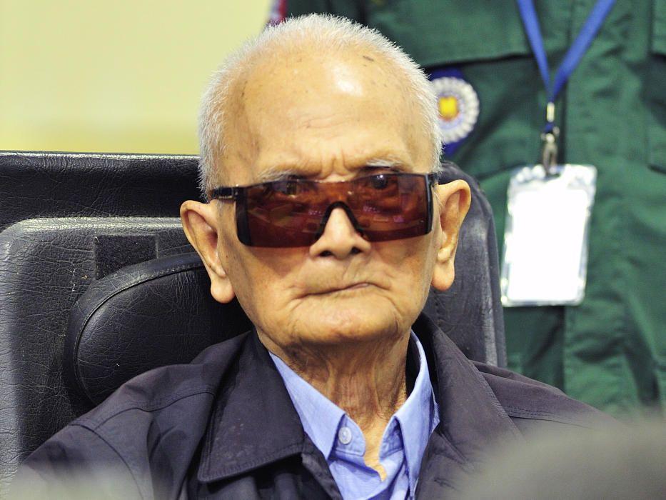 Former Khmer Rouge leader ''Brother Number Two'' ...