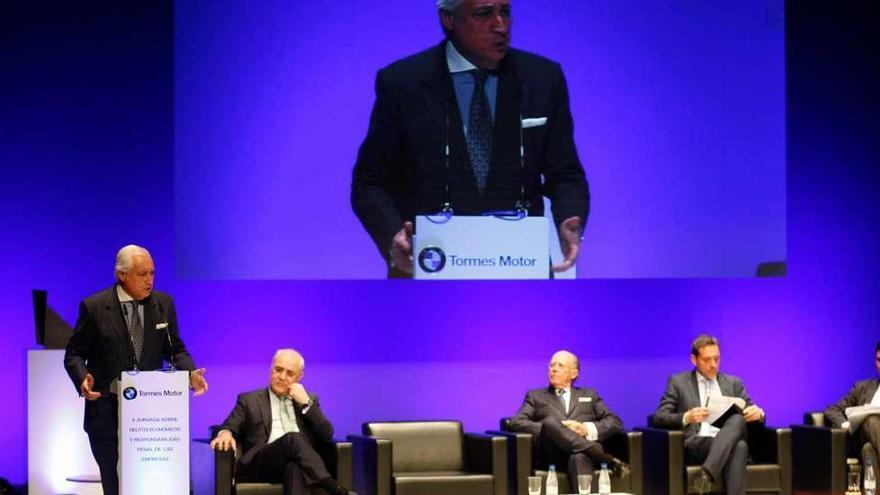 "Llarena defiende la validez de la ""Lista Falciani"" para perseguir el fraude fiscal"
