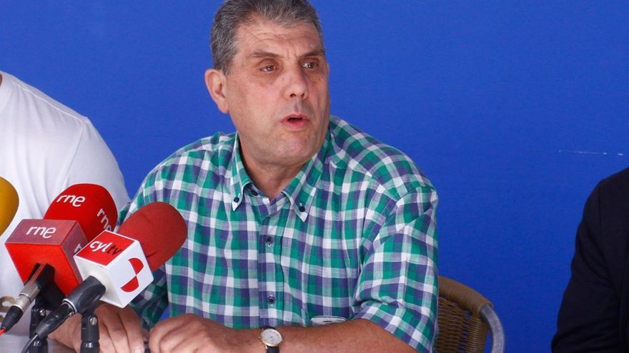 Roberto Estébanez continuará como delegado provincial de baloncesto