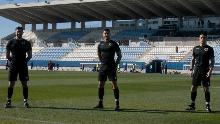 El Córdoba CF y el Tamaraceite ya conocen el colegiado del próximo domingo