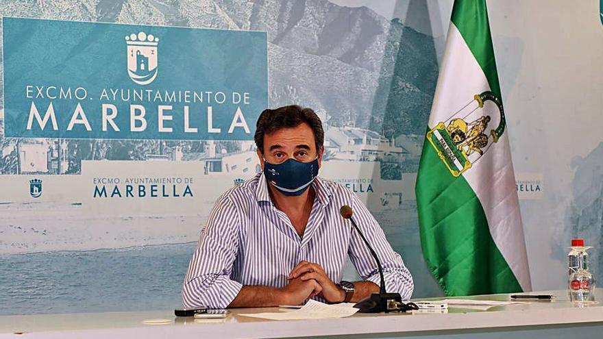 Marbella ha hecho frente al pago de más de 400 millones derivados de la época GIL