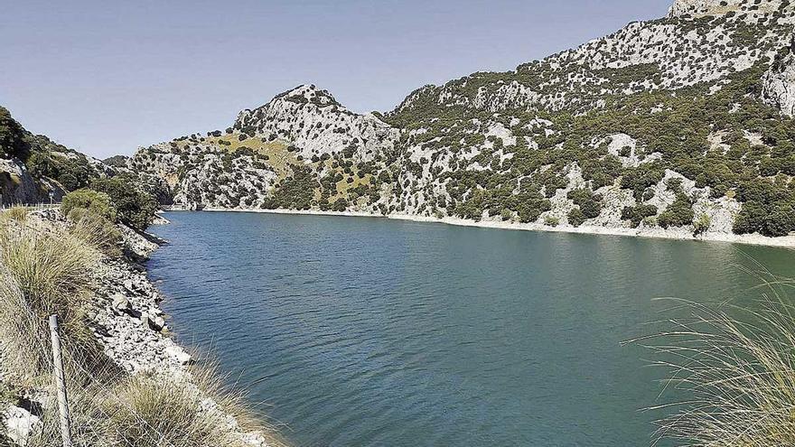 Récord en las reservas de agua de Mallorca tras un mes de julio seco
