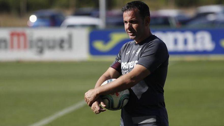 """Calleja: """"La derrota de Eibar ya pasó, ahora toca ganar en casa al Athletic"""""""