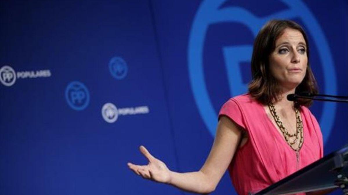 Andrea Levy comunica que sufre fibromialgia
