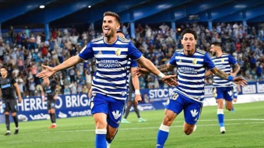 Dani Ojeda: «Si marco a la UD lo celebro, pero sin aspavientos»