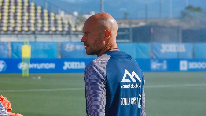 """Xavi Calm: """"Hace tiempo que el equipo no está tan tenso"""""""