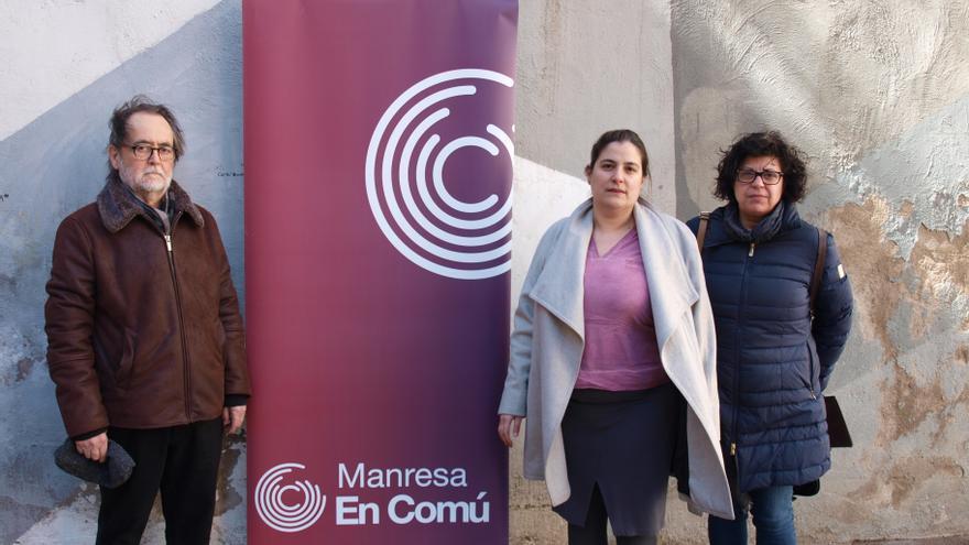 Manresa en Comú celebra que l'Ajuntament deixi d'esquivar el debat sobre la seguretat