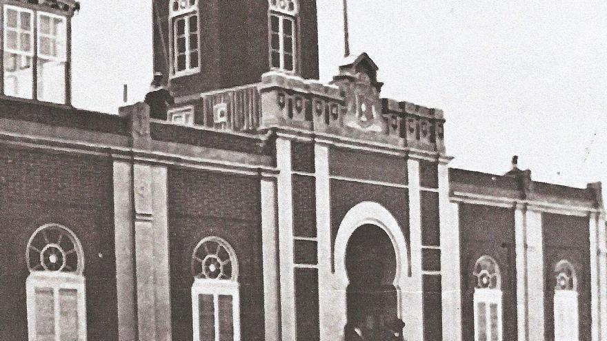 75 aniversario del edificio de la Comandancia Naval de Santa Cruz de Tenerife