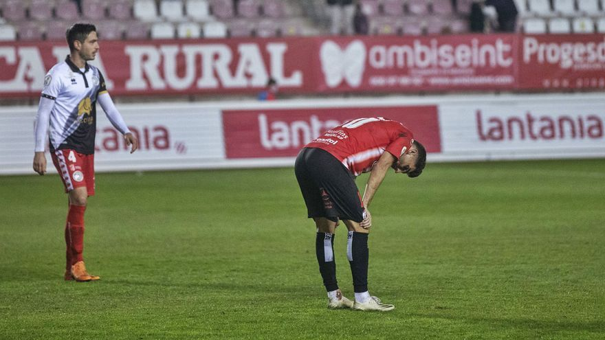 Segunda derrota  para el Zamora CF (0-2)