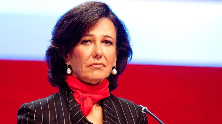 """Ana Patricia Botín abre cuenta en Twitter """"para aprender de otros y compartir opiniones"""""""