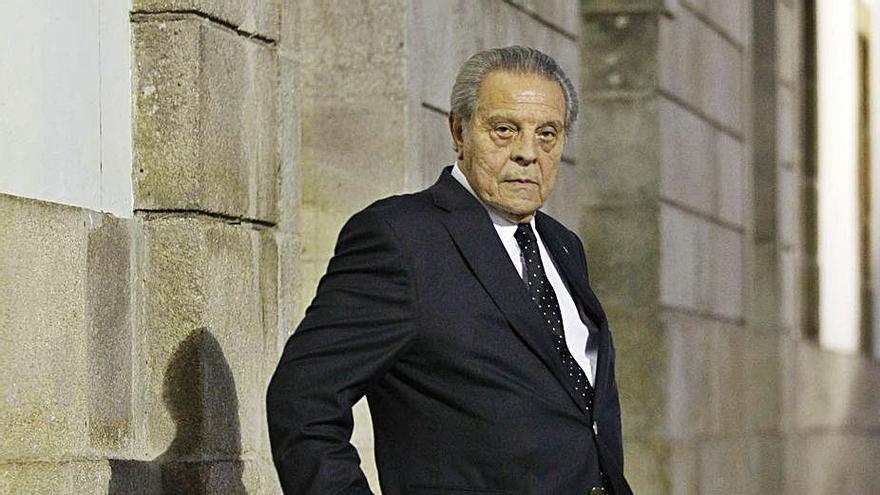 Alfonso Álvarez Gándara, exdecano del Colegio de Abogados, fallece a los 82 años