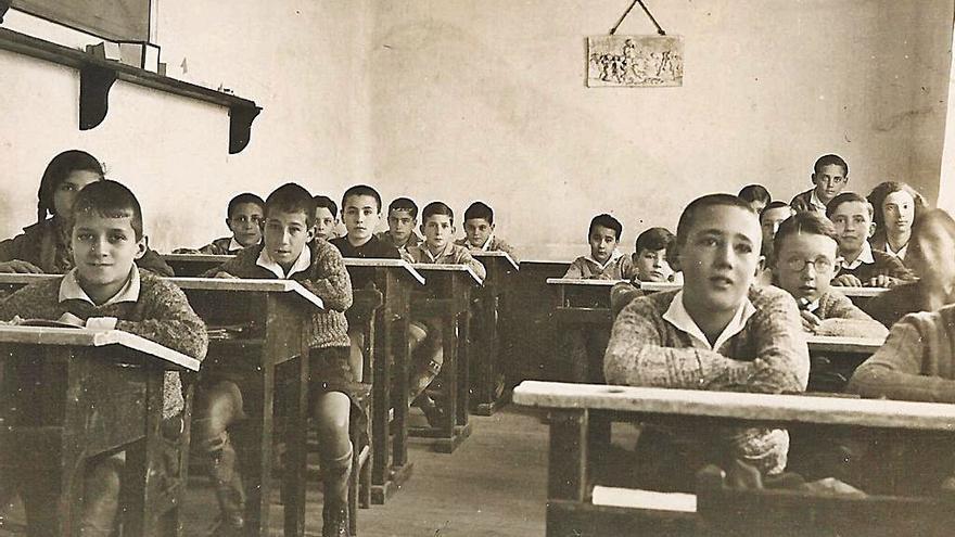 Una historia de la educación