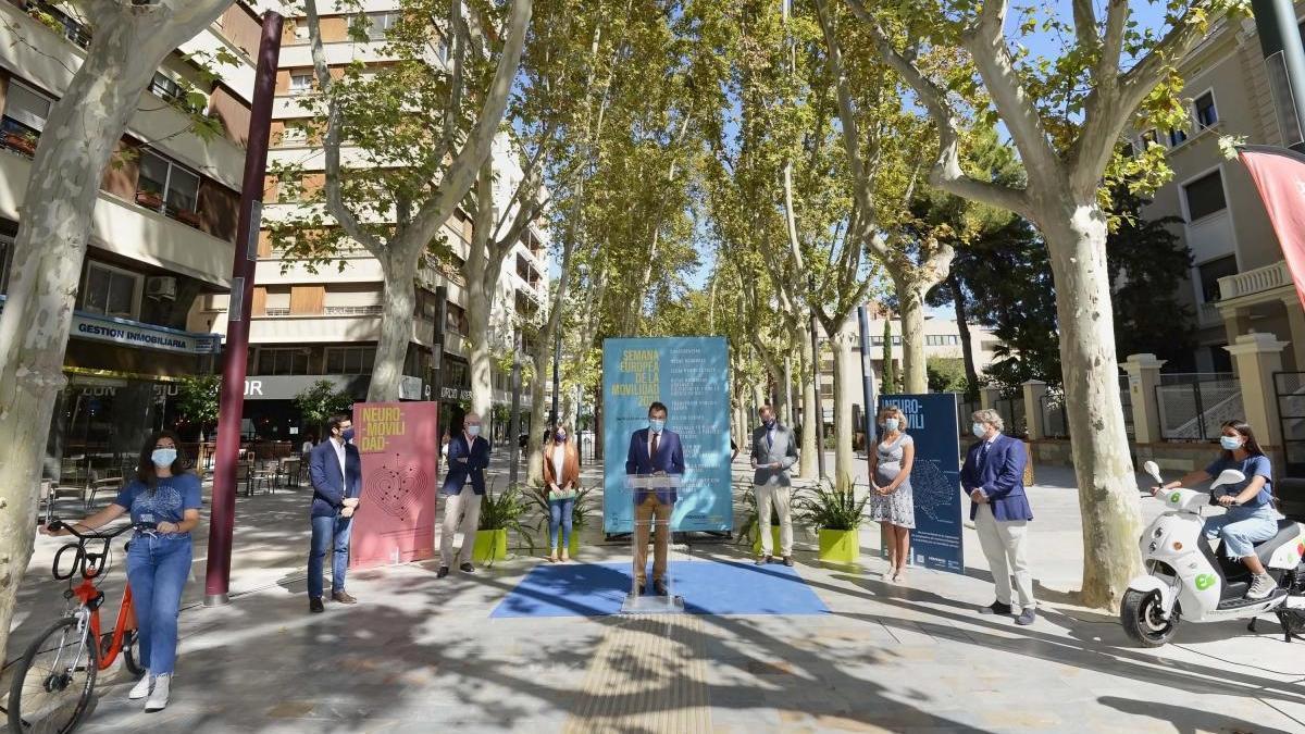 Murcia celebrará el 'Día sin coches' con transporte público urbano gratuito