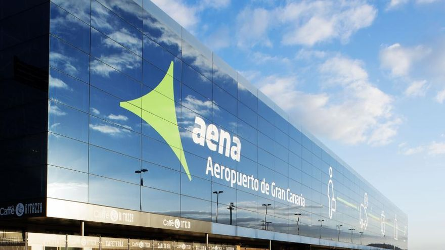 Aena pierde 107,6 millones hasta septiembre