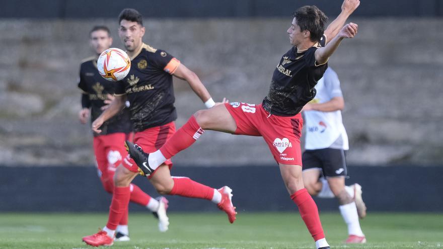 El Zamora CF conoce los horarios de sus partidos hasta mediados de diciembre