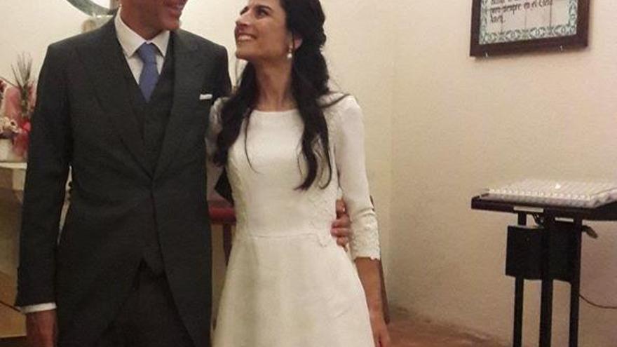 La novia que se vistió de blanco cinco meses después