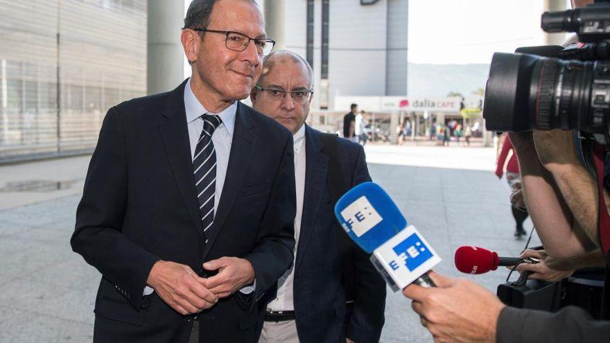 Confirman la absolución Miguel Ángel Cámara en el caso Nueva Condomina