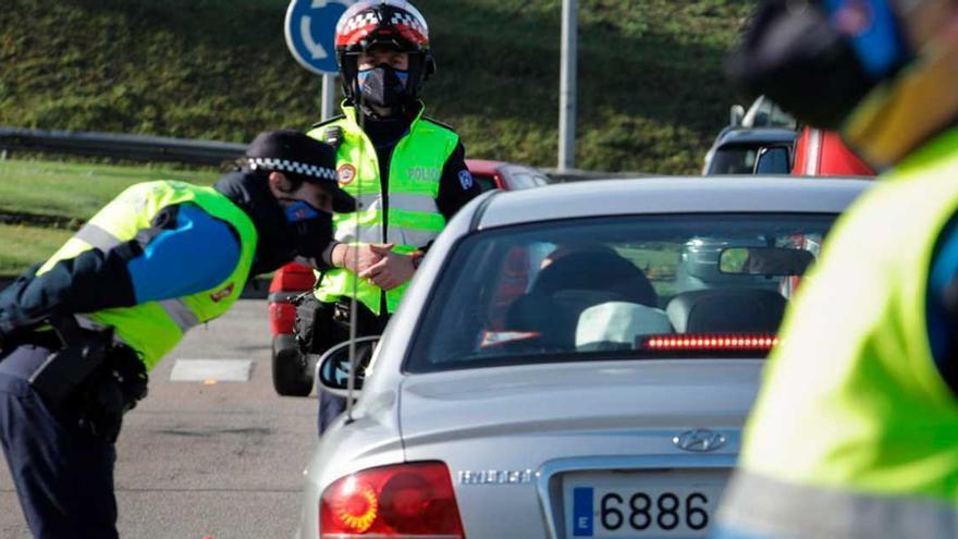 La Policía advierte: los controles antipandemia se mantendrán en Asturias tras acabar el estado de alarma