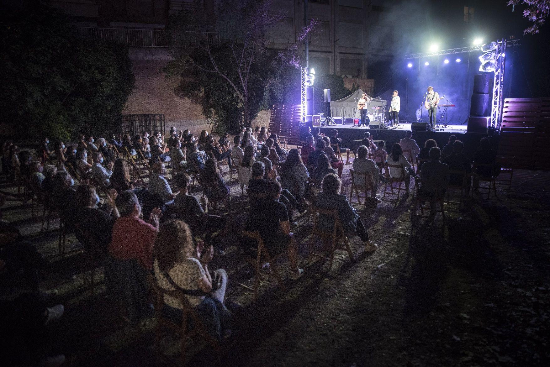 Concert de Sara Roy de Festa Major Manresa 2021